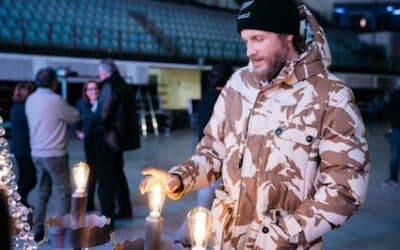 Jovanotti a favore di Flying Angels