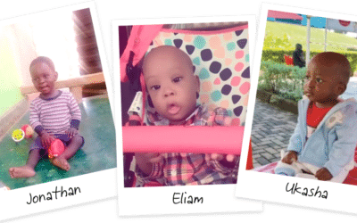 Jonathan, Eliam e Ukasha stanno bene!